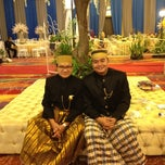 Photo taken at Mirza & Oriza Wedding Party by Mirza A. on 6/23/2012