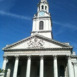 Photo taken at St Martin in the Fields by Bill A. on 8/17/2012