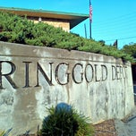 Photo taken at City of Ringgold by Nathan L. on 6/23/2012