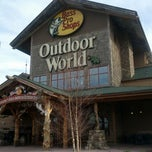 Photo taken at Bass Pro Shops by Ben S. on 3/3/2012