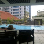 Photo taken at Hotel Bidakara Jakarta by Lokita M. on 4/14/2012