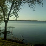 Photo taken at Williams cabin by Kelly W. on 5/9/2012
