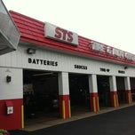 Photo taken at STS Tire & Auto Center - East Hanover by Bob A. on 7/16/2011
