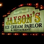Photo taken at Jaxson's Ice Cream Parlour, Restaurant & Country Store by Kerri N. on 10/2/2011