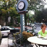 Photo taken at Chestnut Hill Cafe by Mark K. on 8/19/2012