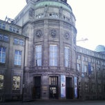 Photo taken at Deutsches Museum by Yanko B. on 4/26/2012