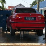 Photo taken at AUTO GLYM car wash by Andree S. on 7/29/2012