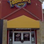Photo taken at Fuddruckers by Michael H. on 9/17/2011