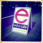 Photo taken at Red E Café by Sarah X. on 7/26/2011