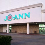 Photo taken at Jo-Ann Fabric & Craft by Chrystie H. on 12/7/2011