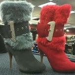 Photo taken at SHOE DEPT. by Laurel L. on 12/17/2011