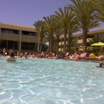 Photo taken at Coronado North Pool by Chad R. on 8/18/2011