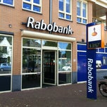 Photo taken at Rabobank Noord-Kennemerland by Theo L. on 8/23/2012