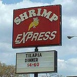 Photo taken at Shrimp Express by Akos A. on 11/23/2011