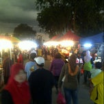 Photo taken at Pasar Malam Selasa by Syima Kamal on 5/1/2012