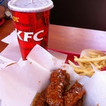 Photo taken at KFC by Carlos Raul F. on 4/25/2012