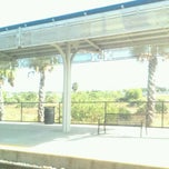 Photo taken at Tri-Rail - Boca Raton Station by David S. on 11/11/2011