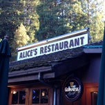 Photo taken at Alice's Restaurant by Steve P on 6/21/2012