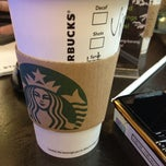 Photo taken at Starbucks by Vini H. on 5/6/2012