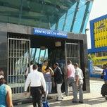 Photo taken at Estación Centro de Los Héroes by Roman L. on 3/5/2012