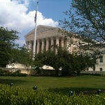 Photo taken at Supreme Court of the United States by Kelly M. on 6/17/2011