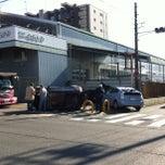 Photo taken at 麺屋めん虎 浜松店 by saxpooh on 1/29/2012