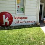 Photo taken at Kidspace Children's Museum by Joyce J. on 5/9/2012