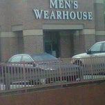 Photo taken at Men's Wearhouse by H R. on 3/22/2012