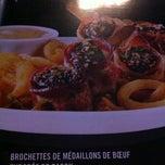 Photo taken at Boston Pizza by Pierre-Michel M. on 6/8/2012