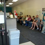 Photo taken at Roseville License Center by Ethan M. on 8/18/2012