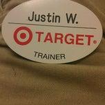 Photo taken at Target Café by Justin W. on 4/5/2012