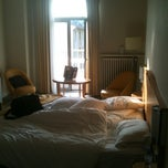 Photo taken at Mercure Niederbronn-les-Bains**** by Barry on 6/19/2012