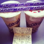 Photo taken at Chatime by Cherly D. on 7/11/2012
