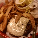 Photo taken at Fuddruckers by Chris C. on 7/5/2012