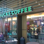 Photo taken at Starbucks by Maret A. on 7/20/2012