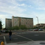 Photo taken at Taylor Place Residence Hall by Shayne D. on 11/2/2011