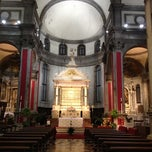 Photo taken at Chiesa di San Salvador by Natalino B. on 4/9/2012