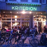 Photo taken at Kriterion by Hans C. on 5/9/2011
