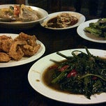 Photo taken at Raffles Restaurant Puncak by suko s. on 9/8/2012