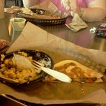 Photo taken at Qdoba Mexican Grill by Kelsi J. on 3/14/2012
