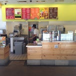Photo taken at Jamba Juice by Clay K. on 4/28/2012