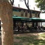 Photo taken at Starbucks by Doğa K. on 7/4/2012