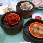Photo taken at Roda Dim Sum by nareswari on 5/13/2012