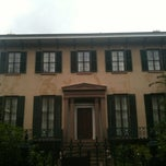Photo taken at Andrew Low House Museum by Jonathan on 5/13/2012