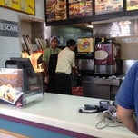 Photo taken at Wendy's by Jeannette C. on 7/17/2012