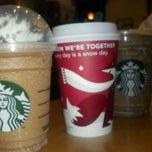 Photo taken at Starbucks by Serena B. on 12/12/2011