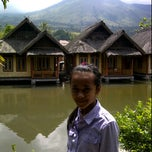 Photo taken at Banyu Alam Resort Hotel by Lucky T. on 4/21/2012