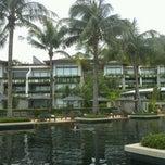 Photo taken at Andara Resort Villas Phuket by Howard M. on 9/14/2011