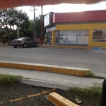 Photo taken at Oxxo by Hammer R. on 8/22/2012