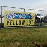 Photo taken at Main Street Yellow Lot by Jeremiah D. on 12/4/2011